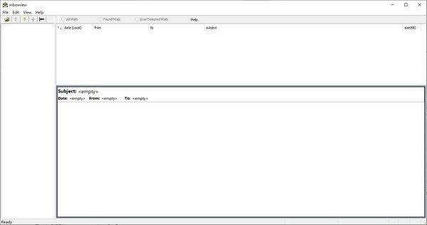 mboxview(邮箱管理软件)