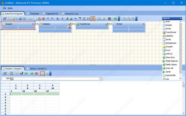 Advanced ETL Processor(数据库管理软件)