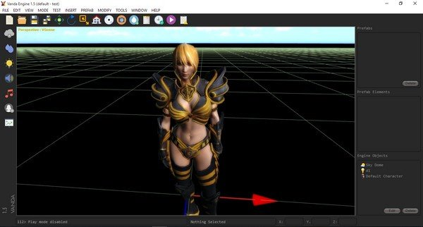Vanda Engine(游戏开发引擎)下载