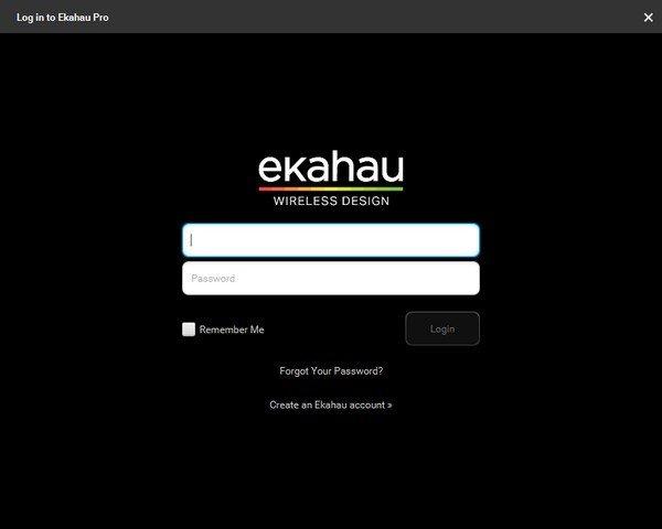 Ekahau Pro(Wi-Fi规划勘测软件)