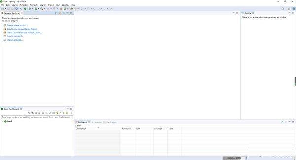 Spring Tool Suite(集成开发工具)