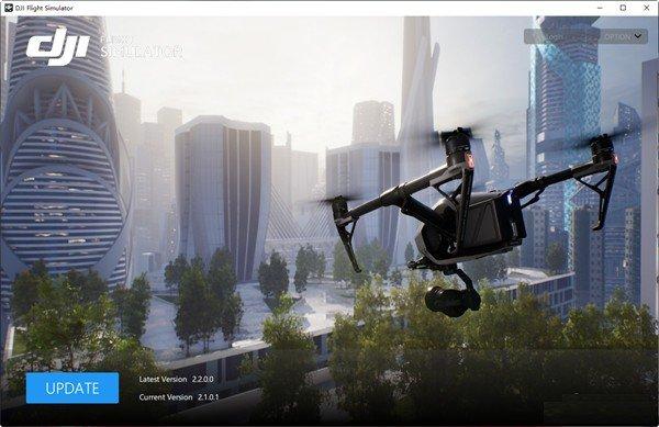 DJI Flight simulator(大疆无人机模拟飞行软件)下载