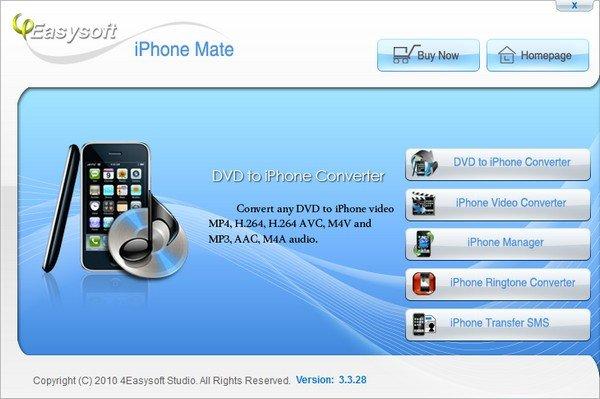 4Easysoft iPhone Mate(视频转换软件)下载
