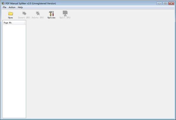 VeryPDF PDF Manual Splitter(PDF分割软件)下载
