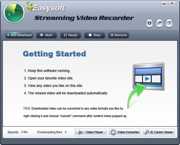 4Easysoft Streaming Video Recorder(录像软件)