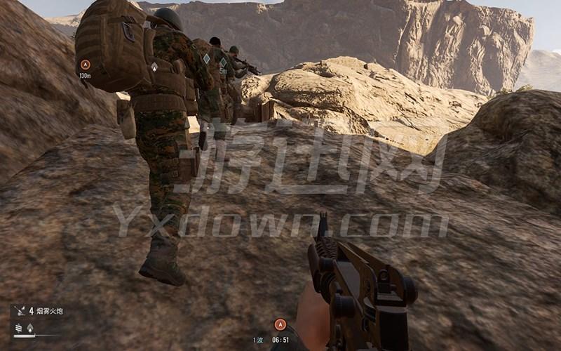 叛乱:沙漠风暴下载