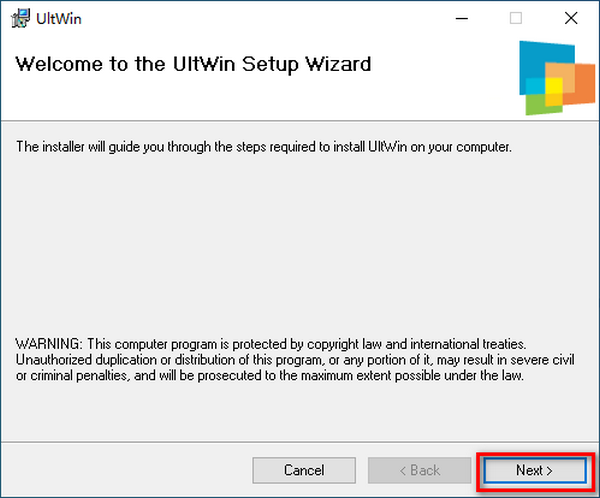 UltWin(桌面视图窗口管理器)下载