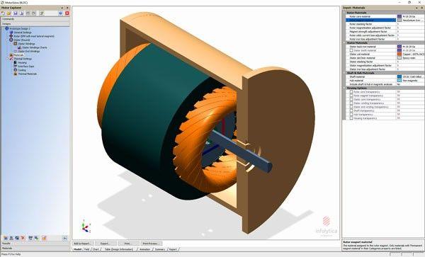 Simcenter MotorSolve(电动机设计工具)