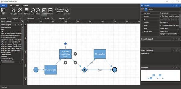 BPMN-RPA Studio(RPA机器人测试软件)下载