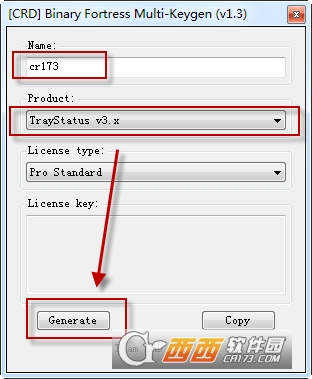 托盘显示键盘状态软件TrayStatus