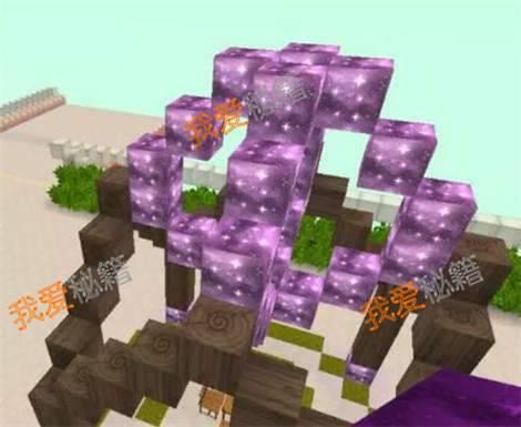 迷你世界花房建造流程一览[多图]