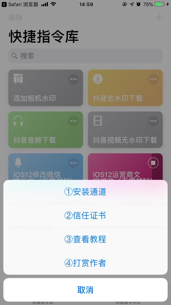 抖音ios12运营商文字如何修改?抖音ios12运营商文字修改教程