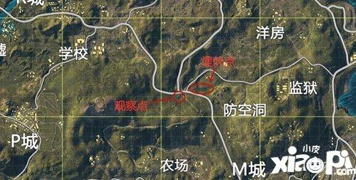 绝地求生刺激战场海岛埋伏地点解析详细介绍