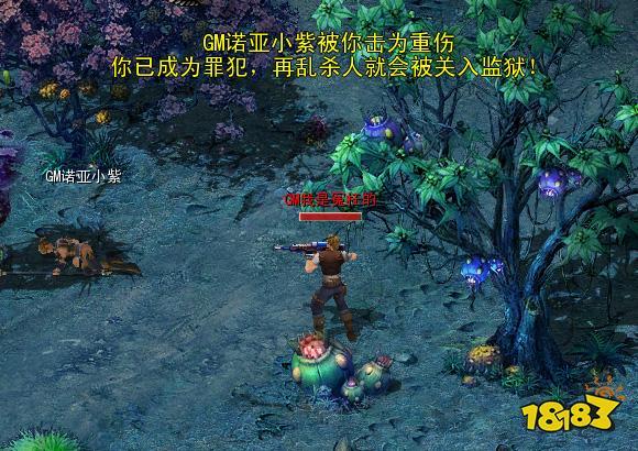 诺亚传说监狱系统玩法 恶意击杀玩家的后果介绍