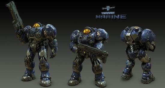 《星际争霸2》这十种坑人的兵种不能玩?