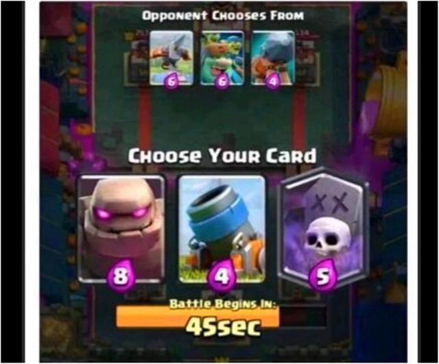 皇室战争选卡模式即将大改,可玩性提高不少
