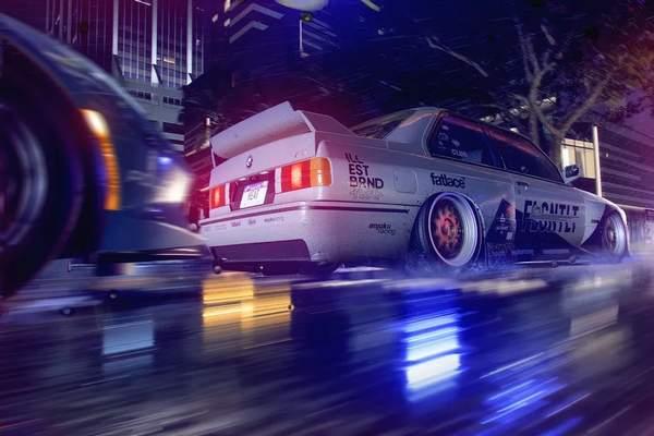 《极品飞车:热度》最终更新今日上线 新增跨平台功能
