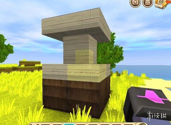 《迷你世界》风车怎么做