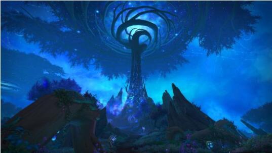 魔兽世界9.0塞兹仙林迷雾迷宫走法攻略