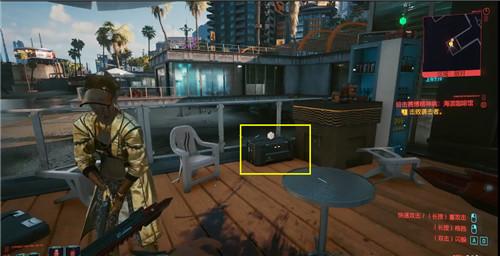 赛博朋克2077龟甲图纸在哪里获得