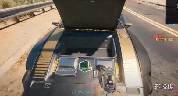 《赛博朋克2077》预告里的车怎么获得?TurboR获得方法分享