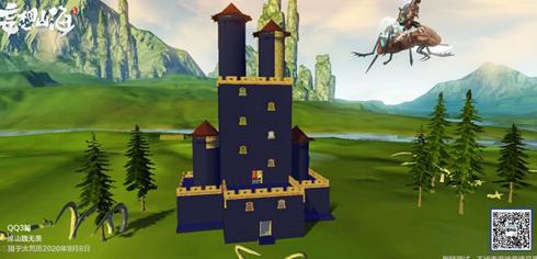 妄想山海建造房屋设计图纸二维码分享 妄想山海建造房屋设计图有哪些