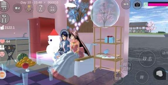 樱花校园模拟器情人节版本更新了什么