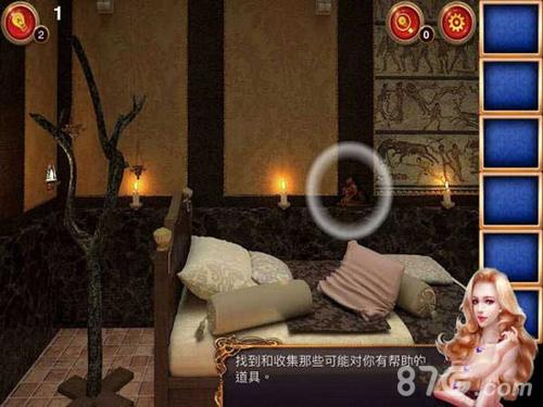 密室逃脱16第1关游戏视频 密室逃脱16神殿遗迹第1关攻略