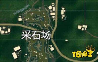 和平精英地图资源 雨林地图最富资源点汇总