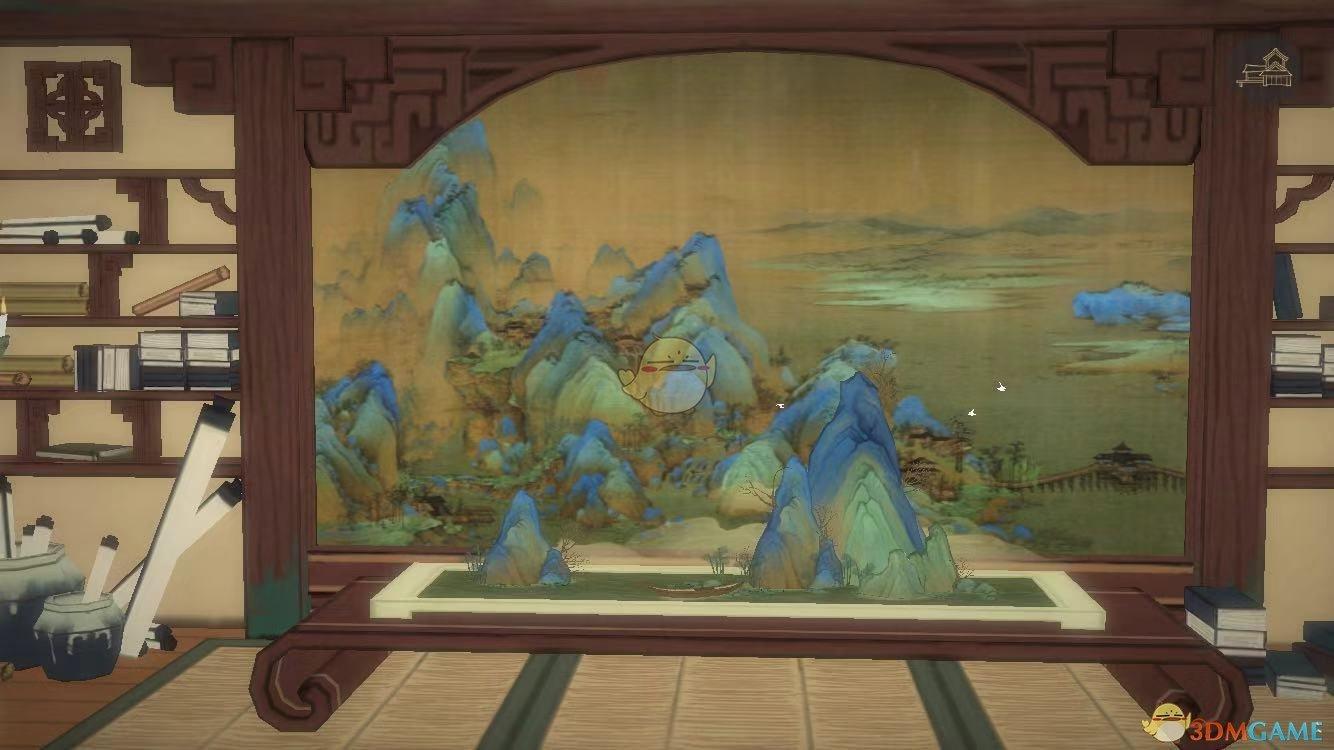 《绘真妙笔千山》怎么看千里江山图全貌
