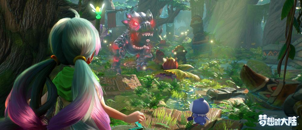 《梦想新大陆》筑梦测试11月17日开启 全新筑梦版本登场