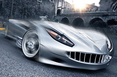 PS汽车飞驰效果如何添加?汽车飞驰效果添加流程图文一览