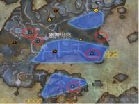 魔兽世界9.1裂隙传送门 wow恐痕裂隙传送门在哪 魔兽世界9.1裂隙传送门刷新点位
