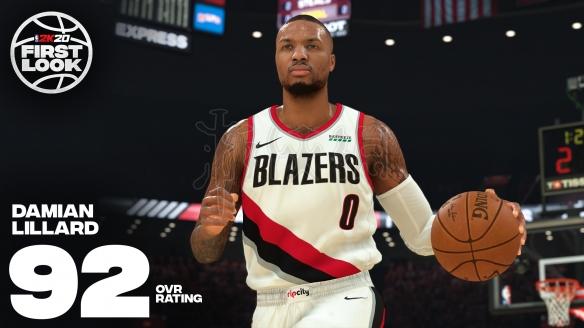 《NBA2K20》球员能力值TOP10都是谁?《NBA2K20》球员能力值排行榜?