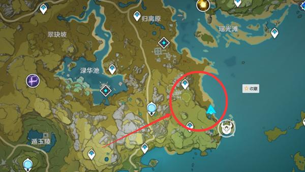 雷史莱姆在哪?原神雷史莱姆位置介绍