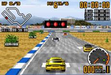 全日本顶级GT选手锦标赛车下载