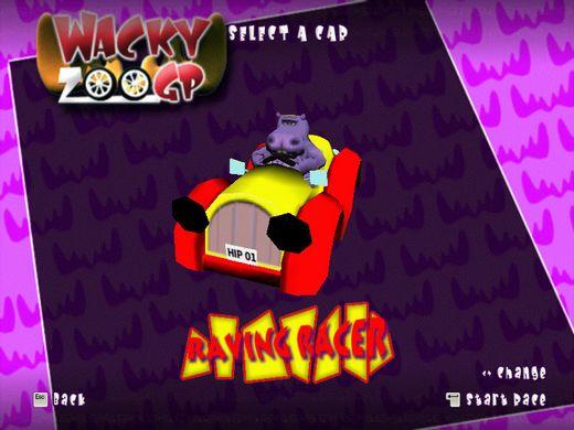 动物园赛车(Wacky Zoo GP)下载