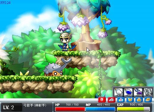 小小冒险岛6:神木眺望下载