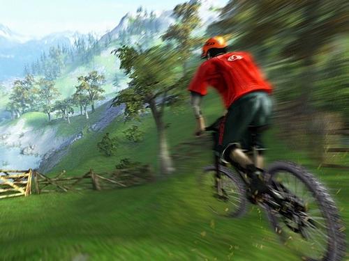疯狂山地自行车(Mountain Bike Adrenaline)下载