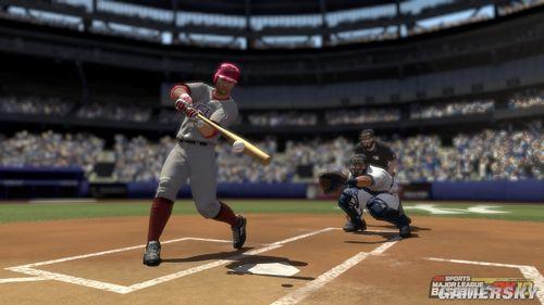 美国职业棒球大联盟2K10下载