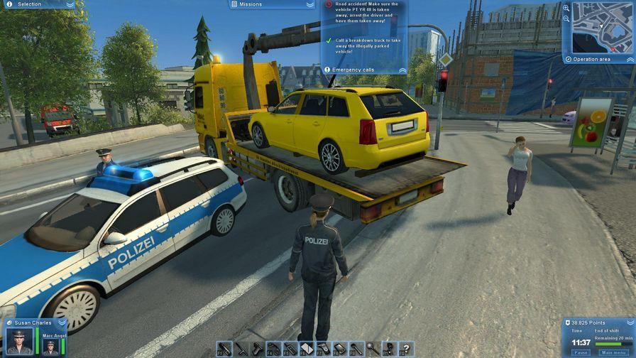 警察部队2下载