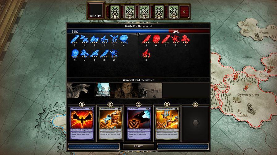 神界:龙之指挥官下载