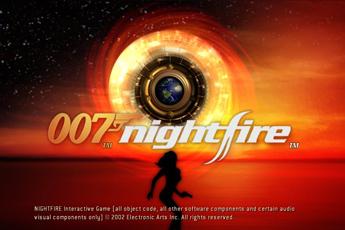 詹姆斯?邦德007:夜火