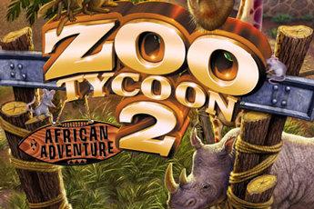 动物园大亨2:非洲冒�