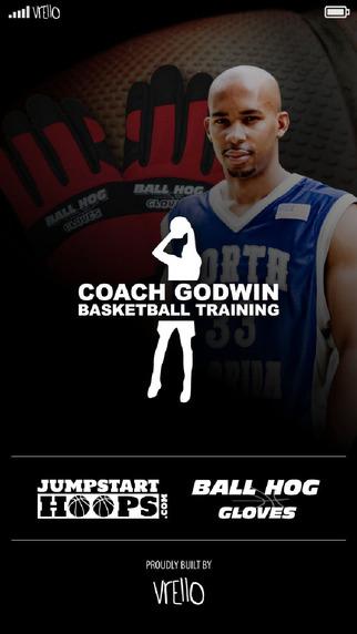 Coach Godwin Basketball Training软件截图0
