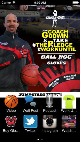 Coach Godwin Basketball Training软件截图1