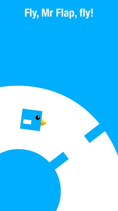 旋转小鸟(Mr Flap)软件截图0