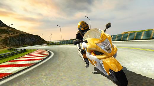 极速摩托之山地公路拉力赛软件截图0