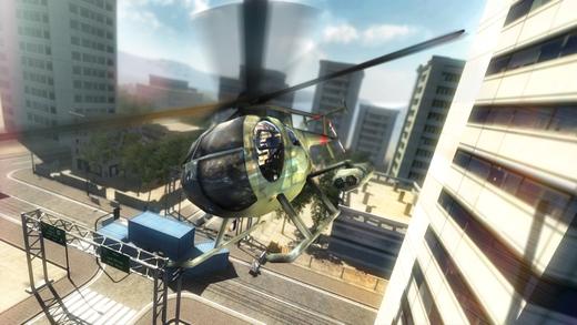 直升机停靠大挑战软件截图0