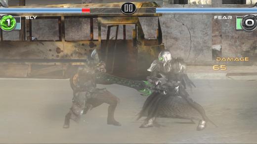 Beyond Fighting 2软件截图1